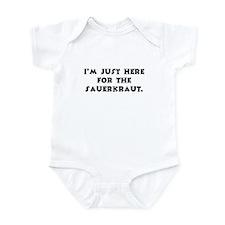 Funny Oktoberfest Infant Bodysuit