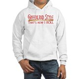 Greenland Style Jumper Hoody