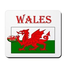 Wales Rugby Mousepad