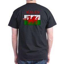 Wales Rugby T-Shirt