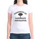 Property of a Landscape Contractor T