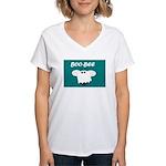 BOO-BEE Women's V-Neck T-Shirt