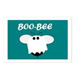 BOO-BEE Postcards (Package of 8)