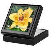 Grow with music! Keepsake Box
