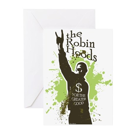 Robin Hoods Greeting Cards (Pk of 10)
