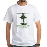 Cobra Helicopter USMC Shirt