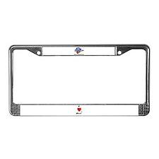 SLYDER License Plate Frame