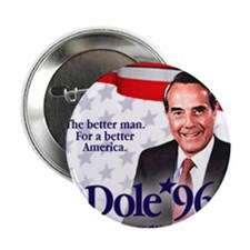 Dole '96 Button