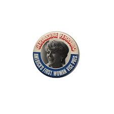 Cool Geraldine Mini Button