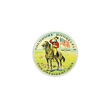 Roosevelt for President Mini Button (10 pack)