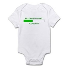 Millioniare loading... Infant Bodysuit