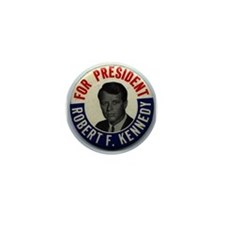 Robert Kennedy for President Mini Button (10 pack)