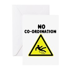 No Co-ordination Greeting Cards (Pk of 20)