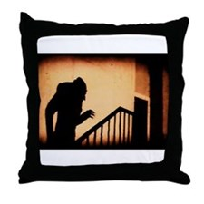 Nosferatu Throw Pillow