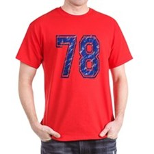 78 Jersey Year T-Shirt