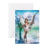 SWAN LAKE Greeting Cards (Pk of 10)