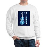 Oldtime Fiddle Blueprint Sweatshirt