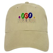 101st Birthday Cap