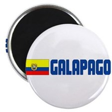 Galapagos Islands, Ecuador Magnet