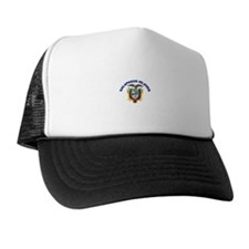Galapagos Islands, Ecuador Trucker Hat