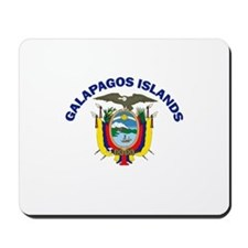 Galapagos Islands, Ecuador Mousepad