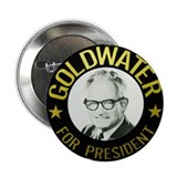 "Goldwater for President 2.25"" Button (100 pack)"