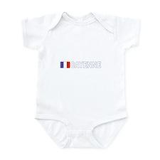 Cayenne, French Guiana Infant Bodysuit