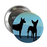 "Blue Mountain Xolo 2.25"" Button (10 pack)"