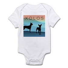 Blue Mountain Xolo Infant Bodysuit