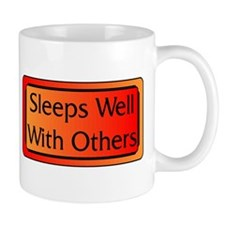 Sleeps Well..... Mug