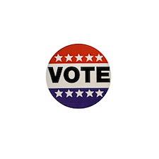 VOTE Mini Button (100 pack)