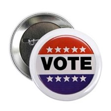 "VOTE 2.25"" Button (100 pack)"