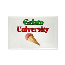 Gelato University Rectangle Magnet (100 pack)