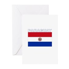 Paraguay Greeting Cards (Pk of 10)