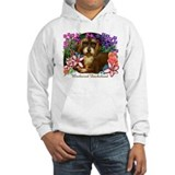 Wirehaired Dachshund Hoodie Sweatshirt