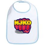New Jersey Knockouts Bib