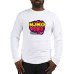 New Jersey Knockouts Long Sleeve T-Shirt