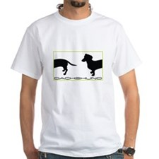 Dachshund coming & going - Shirt