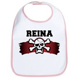 reina is a pirate Bib