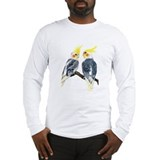 Cockatiel Long Sleeve T-Shirt