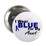 "I Wear Blue 3 (Aunt CC) 2.25"" Button (10 pack)"
