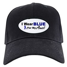 I Wear Blue 3 (Aunt CC) Baseball Hat