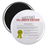Instant Halloween Costume Magnet