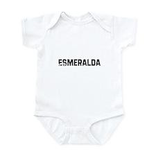 Esmeralda Infant Bodysuit