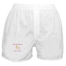 Paige & Mommy - Friends Boxer Shorts