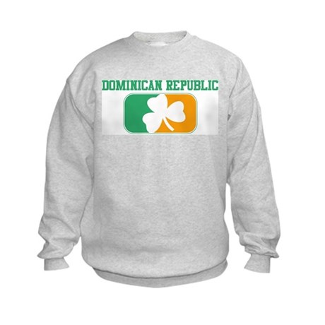 DOMINICAN REPUBLIC irish Kids Sweatshirt