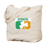 BERMUDA irish Tote Bag