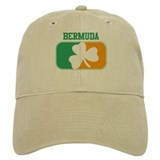 BERMUDA irish Baseball Cap