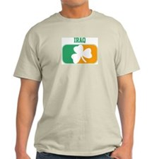 IRAQ irish T-Shirt