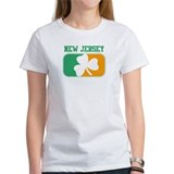 NEW JERSEY irish Tee